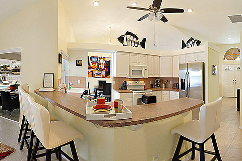 sunset vacation rental Cape Coral